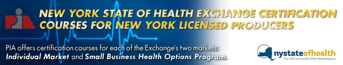 New York State of Health certification
